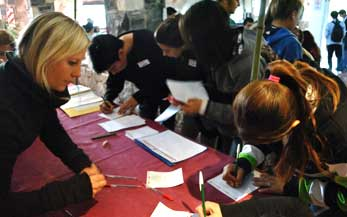 Freiwilligenarbeit in Südamerika: Bildung