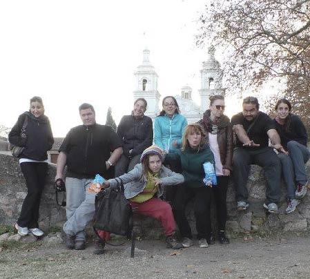 Vorpraktikum in Südamerika