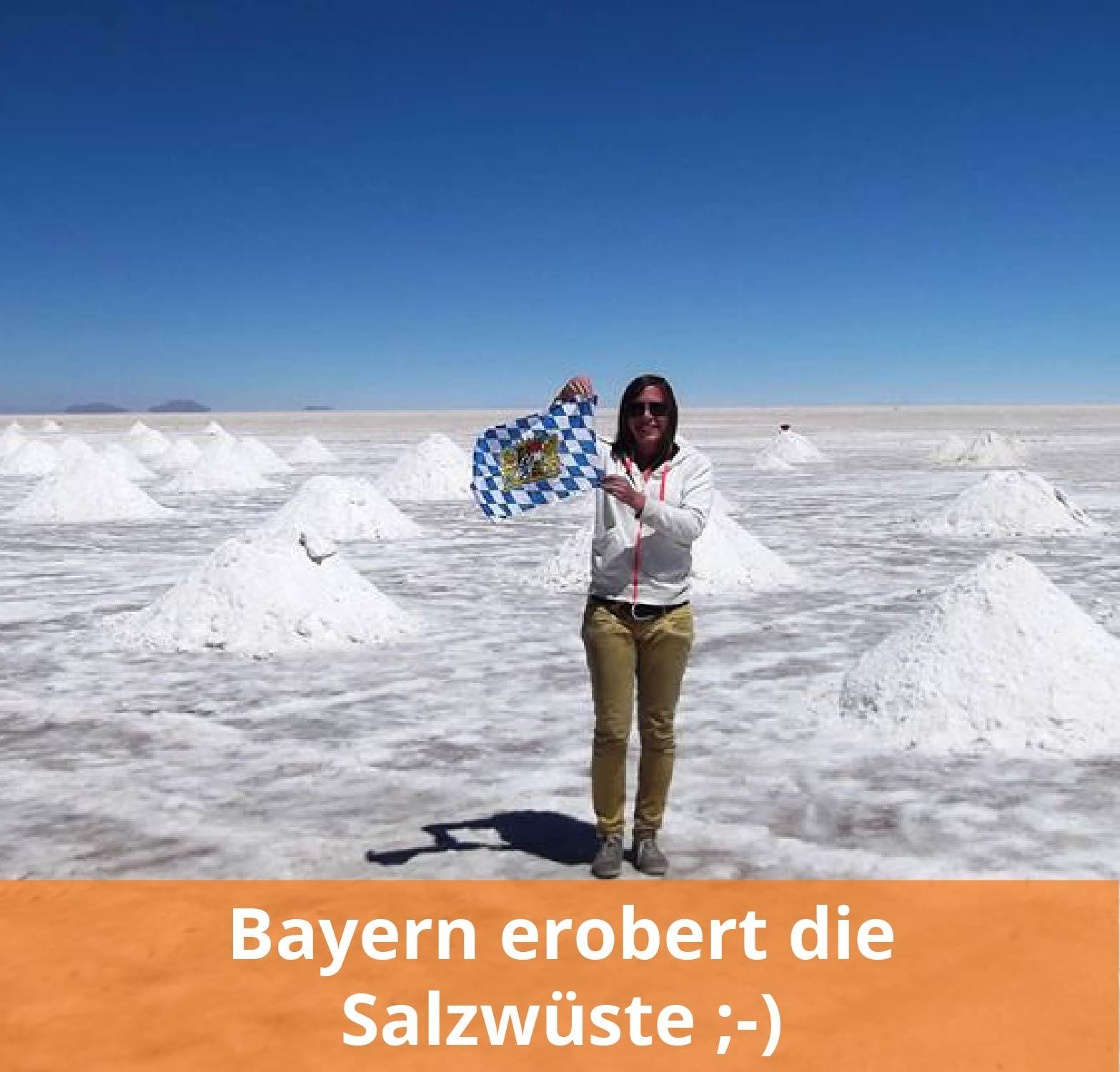 Auslandsaufenthalt in Argentinien Bayern