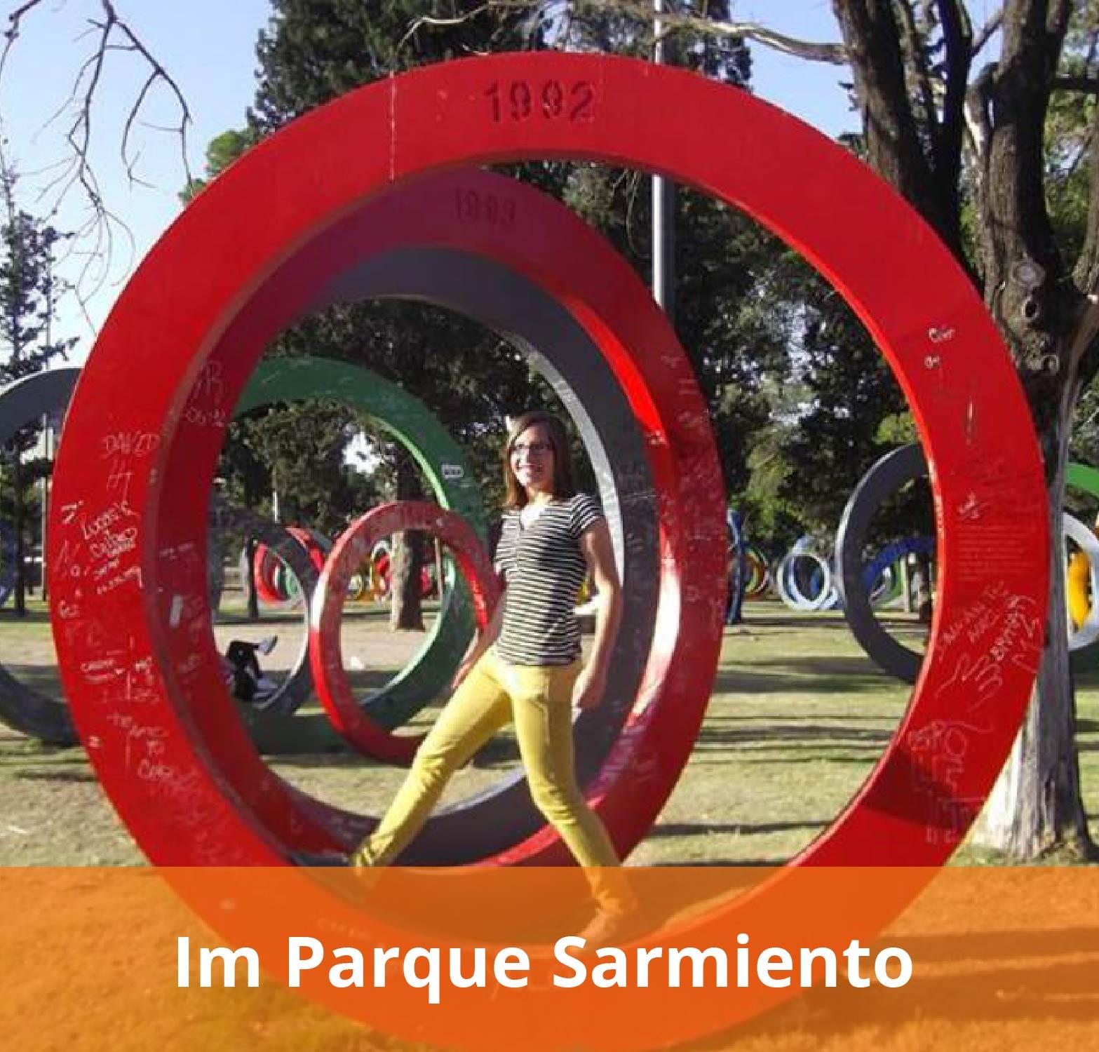 Aufenthalt in Argentinien Parque Sarmiento
