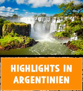 Erfahrungsberichte Argentinien - Touristische Highlights für Reisen durch Argentinien und Südamerika