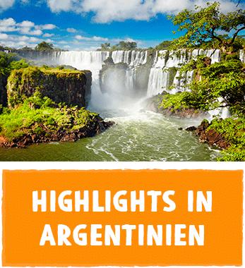 Südamerika reisen: Highlights in Argentinien