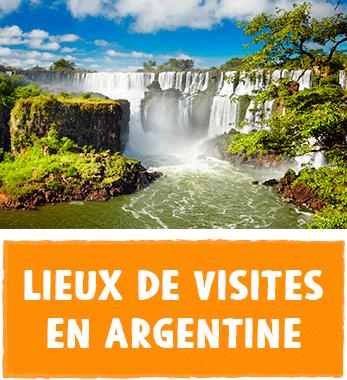 Attractions touristiques pour des voyages en Argentine et en Amérique du Sud