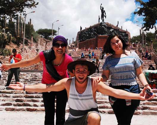 Spanisch lernen in Südamerika: Humahuaca