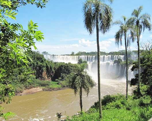 Spanisch lernen in Südamerika: Cataratas del Iguazu