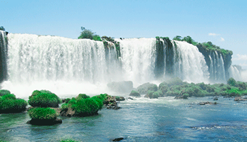 Argentinien reisen: Iguazu