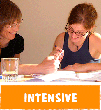 "Spanish ""intensive course"" with NICE in Argentina"