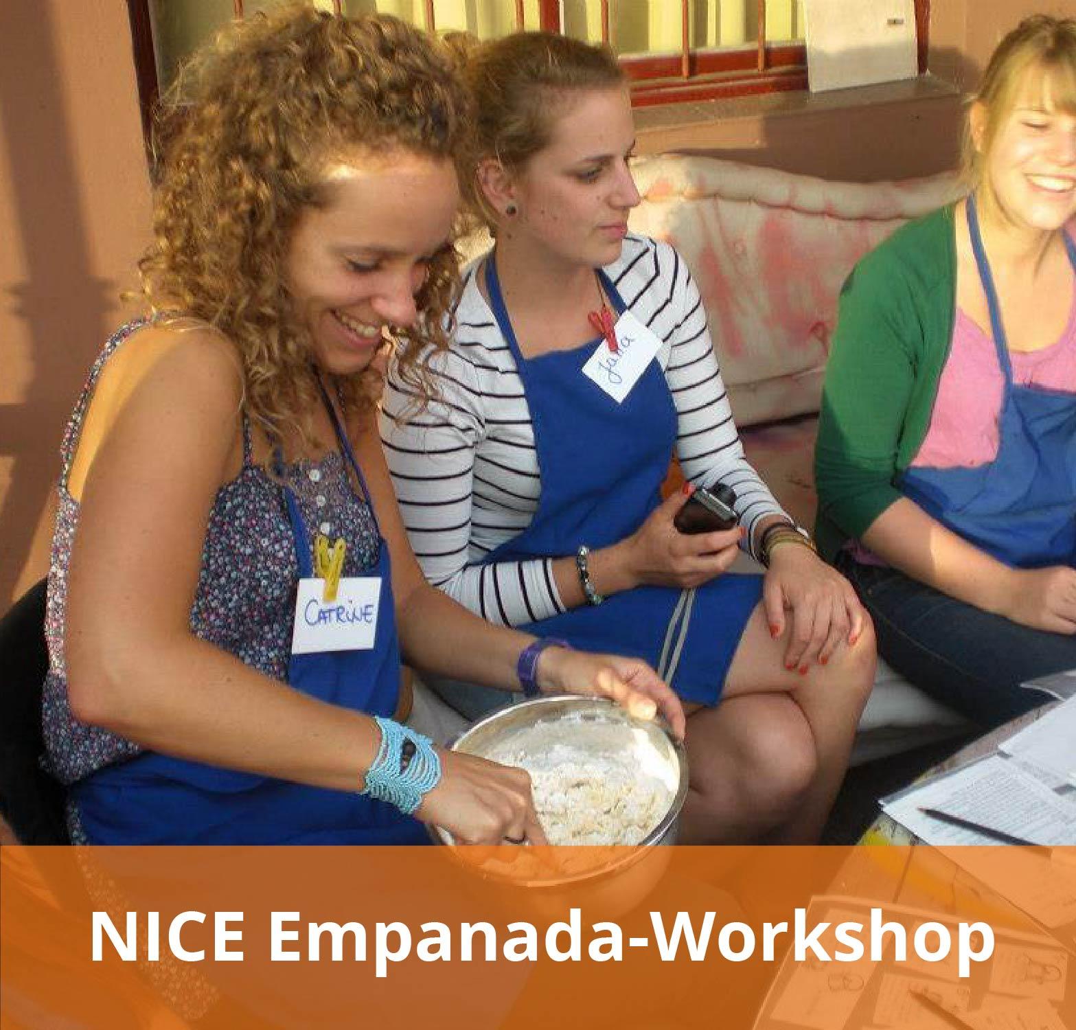 Soziale Arbeit mit Kindern Empanadas