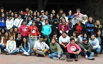 Freiwilligenarbeit in Südamerika: Jugendförderung