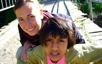Freiwilligenarbeit in Argentinien: Kinderförderung