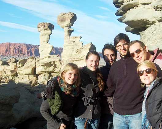 Spanisch lernen in Südamerika: Talampaya