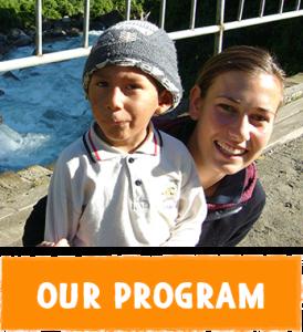 Volunteer in South America - Volunteering program