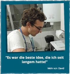 Volunteer im Ausland - Erfahrungsbericht von David