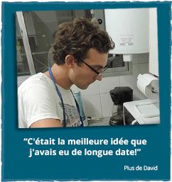 Rapport d'expériences de David concernant son volontariat de Gap Year en Argentine