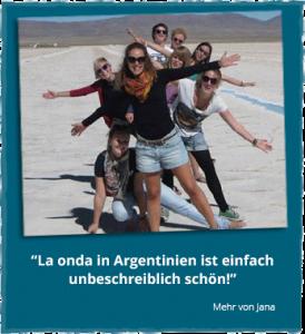 Freiwilligenarbeit im Ausland - Erfahrungsbericht von Jana
