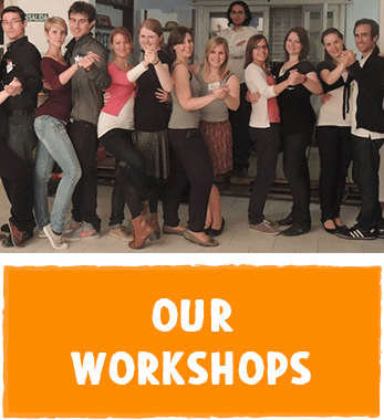 South America Argentina - Spanish workshops