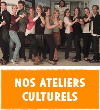 Apprendre l'espagnol: Ateliers culturels