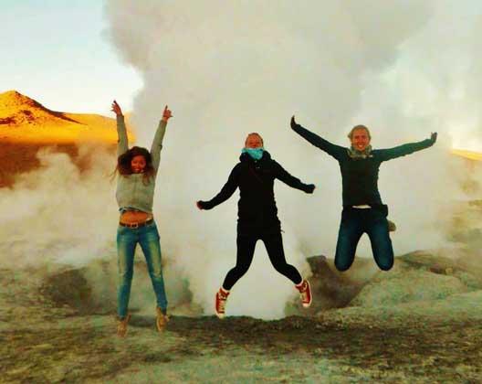 Spanisch lernen in Südamerika: Salar