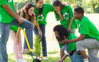 Freiwilligenarbeit im Ausland Ökologie
