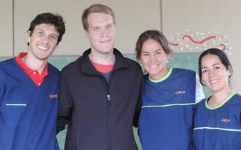 Freiwilligenarbeit im Ausland Bildung