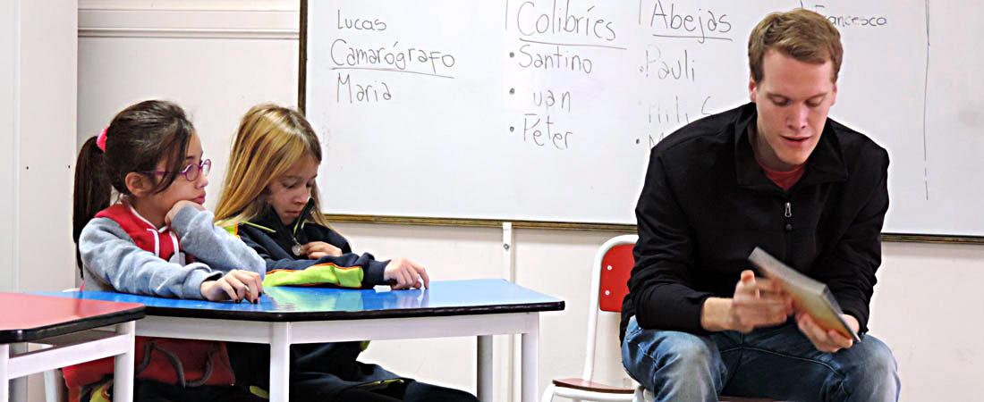 Mach ein Praktikum im Bereich - Make an internship in Argentina