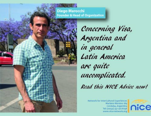 Nice Tip: Visa