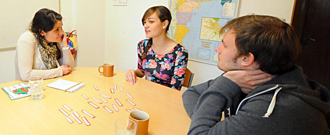 Bei uns kannst du Business Spanisch lernen - Business Spanish