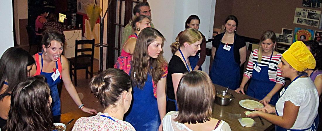 Spanisch lernen mit dem Argentinien-Spezialisten - Spanish workshops with the Argentina expert