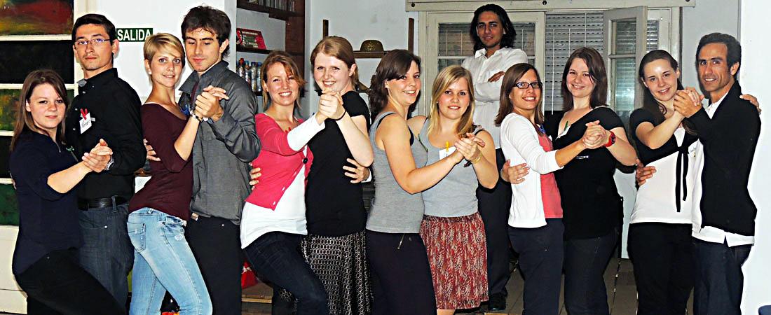 Spanisch lernen mit NICE - Spanish workshops with NICE