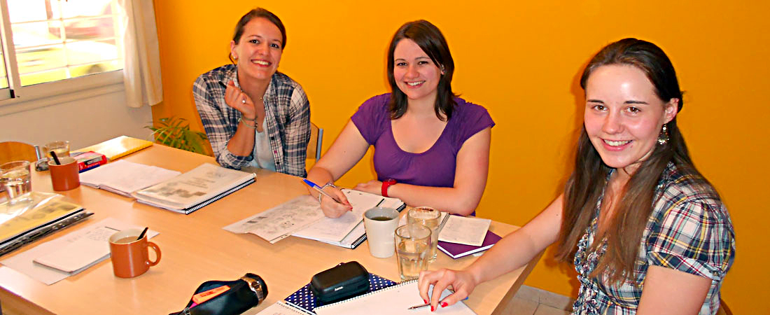 Möchtest du Spanisch lernen intensiv? - Do you want to learn Spanish within immersion programme?