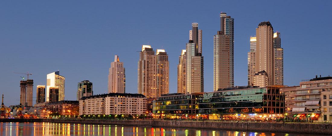 Die Millionenstadt: Buenos Aires Argentinien - Buenos Aires Argentina