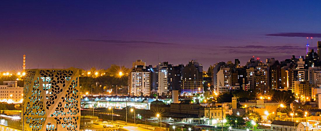 Die Studentenstadt: Cordoba Argentinien - The student city: Cordoba Argentina