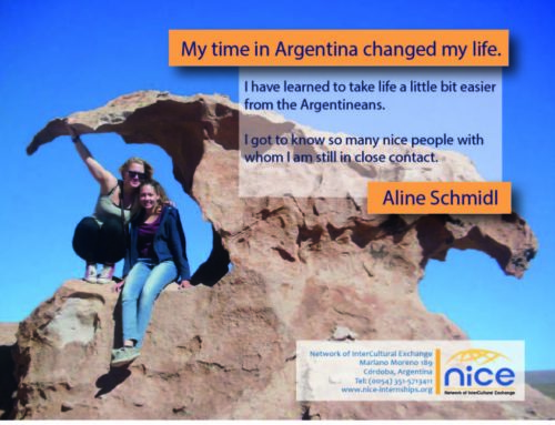 Nice Experience by Aline