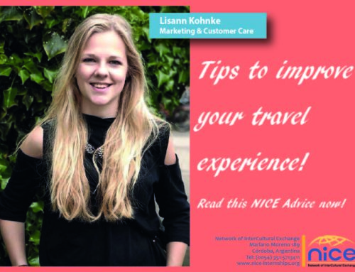 Nice Tip: How to improve your travelling experience!