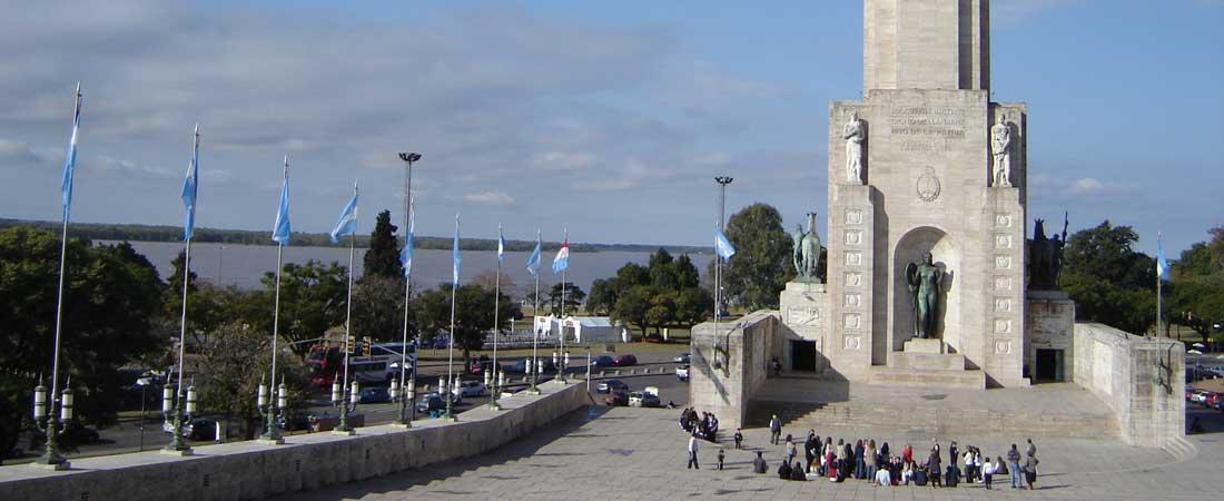 Die Hafenstadt Argentiniens: Rosario - The harbour town of Argentina: Rosario