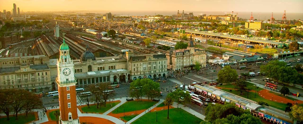 Im Süden Lateinamerikas: Argentinien - In South America: Argentina
