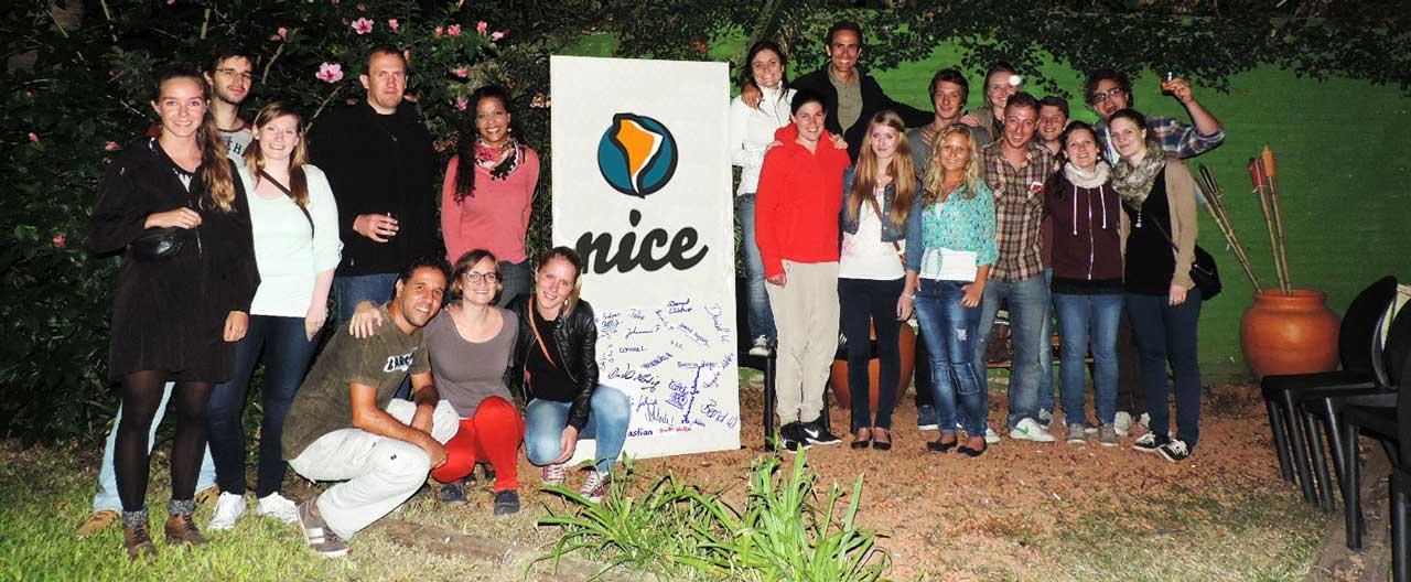 NICE: internationaler Bildungs- und Kulturaustausch - NICE: educational and cultural exchange