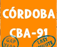Internship in online language school: last minute to Argentina!