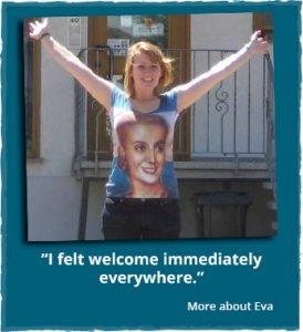 Gap Year South America - Eva's experience with NICE