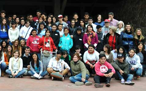 Projects abroad: Youth development in Argentina, South America