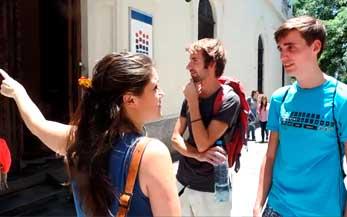 Spanisch lernen Südamerika - Intensivkurs Plus