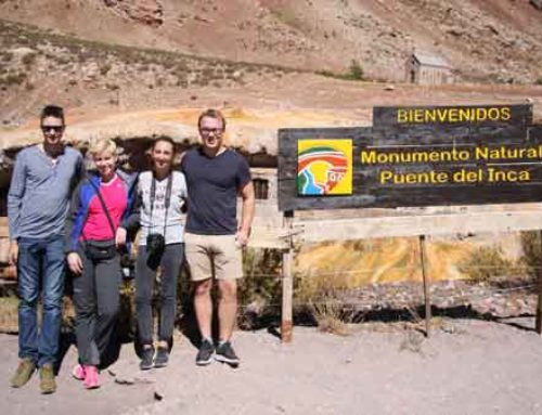 Roadtrip to Mendoza (Part 2) – Let's go to the Andes!