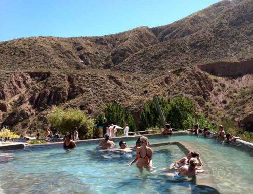 Roadtrip to Mendoza (Part 3) – To the thermal bath of Cacheuta