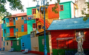 Work and Travel Auslandspraktikum Buenos Aires