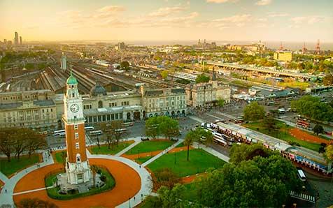 Reise-Apps Auslandspraktikum Buenos Aires