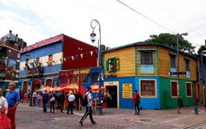 Buenos Aires weekend trip: La Boca