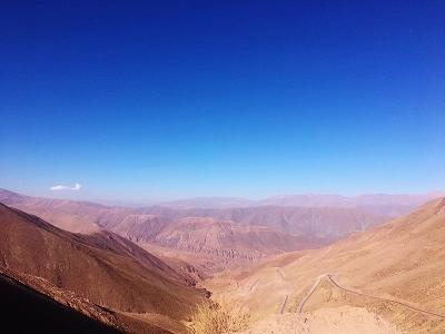 Tirp nach Salta: Montes