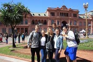 Aufenthalt in Argentinien: Freunde